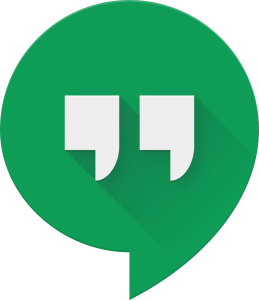 Google Hangout for homebase jobs