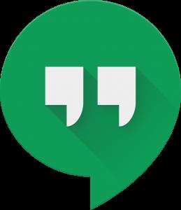 Google Hangout for homebase jobs