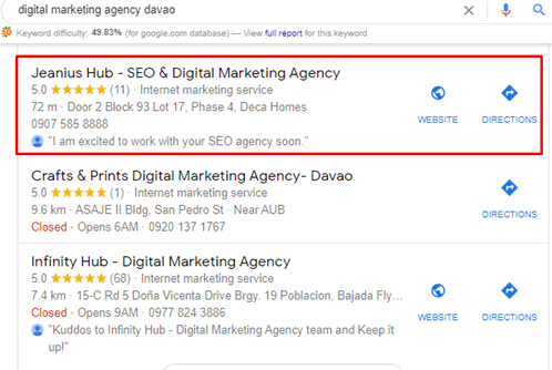 Why Should You Hire a Digital Marketing Agency in Davao? 1